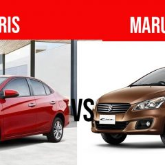 Toyota Yaris Vs Maruti Ciaz – Compare before you Buy