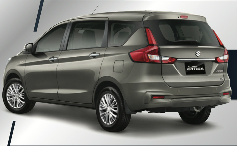 2018 Maruti Ertiga All You Need To Know Gaadikey