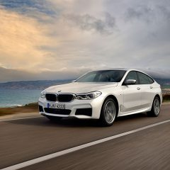 BMW 6 Series Gran Turismo Diesel Variant Now Available