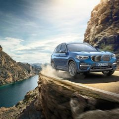 2018 BMW X3 Petrol Variant Launched in India