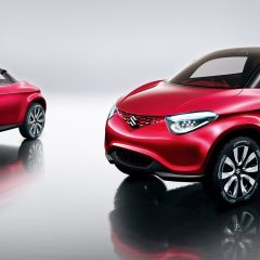 Suzuki to Introduce City Car Concept in August at GIIAS