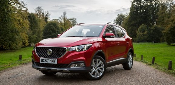 MG Motors might Launch an Electric SUV in India in 2019