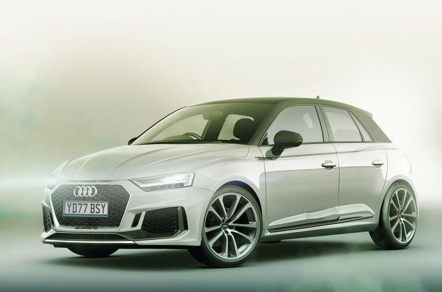 All New 2019 Audi A1 Teased Ahead Of Launch In Barcelona Gaadikey