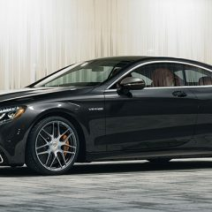 2018 Mercedes-AMG S63 Coupe Launch in India On June 18