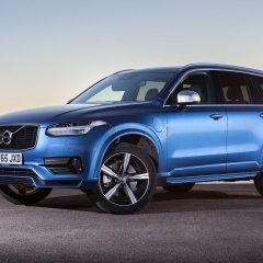 2018 Volvo XC90 T8 Inscription PLUG-IN HYBRID Launched at 96.65 L