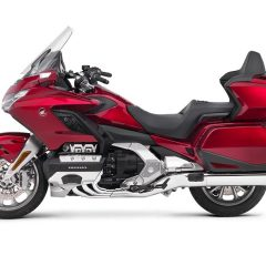 2018 Honda Gold Wing Deliveries Commenced