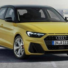 2nd Gen All New Audi A1 Launched – Photo Gallery