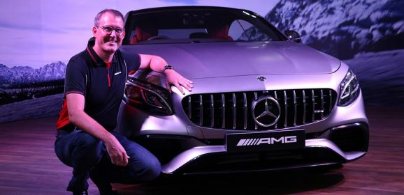 Mercedes-AMG S 63 Coupe Launched in India