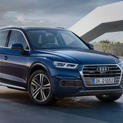2018 Audi Q5 Petrol Launched In India at a Price Tag of Rs 55.27 Lakh