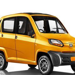 Bajaj Qute – A Four wheeler which is a Genuine Alternative for Autorickshaw