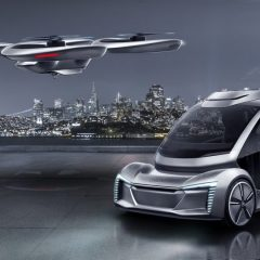 Audi and Airbus collaborates to make Flying Taxi