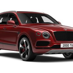New Bentley Bentayga V8 Launched in India at Rs 3.78 crores