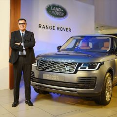 2018 Range Rover and Sport Makes Debut in India