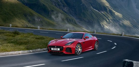 Jaguar F-TYPE SVR Bookings Open; Priced at 2.65 Crore