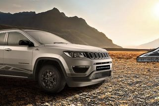 Jeep Compass Bedrock Limited Edition Launched