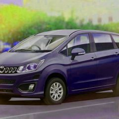 Mahindra's New MPV for India : Quick Facts