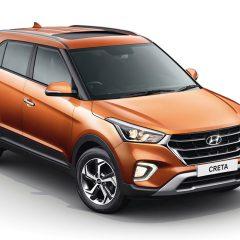 Hyundai's New 2018 CRETA gets 14,366 Bookings in 10 Days