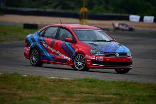 Volkswagen Motorsport India is developing FMSCI recommended TC4-A Racecars