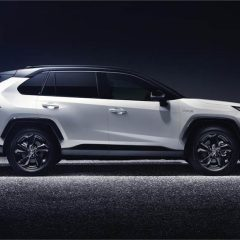 Toyota's Mid-Sized SUV For India: Toyota RAV4