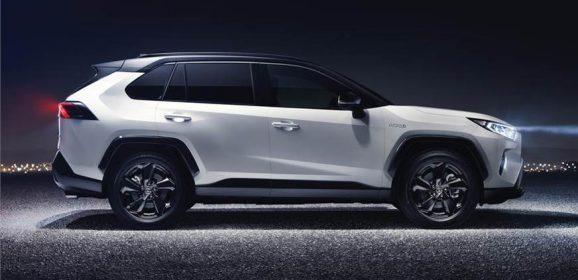 Toyota's Mid-Sized SUV For India: Toyota RAV4