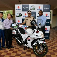 Suzuki Motorcycle India Kick-starts Campaign to promote Helmet Awareness