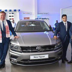 Volkswagen introduces Premium Carlines the Passat and Tiguan