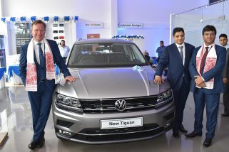 Volkswagen introduces Premium Carlines the Passat and Tiguan