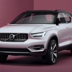 Volvo's First EV will be a Compact SUV -Electric XC40