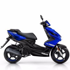 Yamaha Aerox 155 – Will the performance scooter come to India?