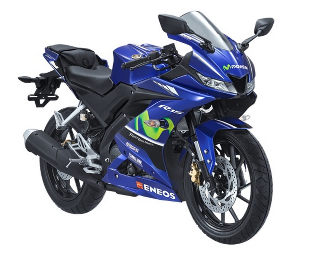 Yamaha YZF R15 v3.0 spied in India - Throttle News
