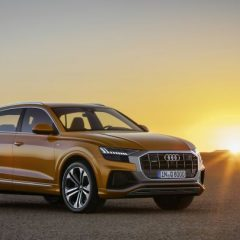 Audi Q8 Officially Revealed