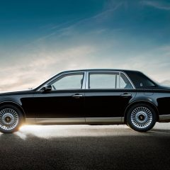 Japan's Most Popular Chauffeur-driven Luxury car – Toyota Century