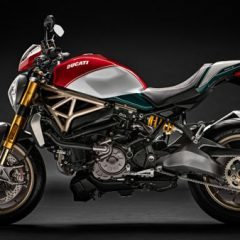 Ducati Monster 1200 25th Anniversary Edition Launched