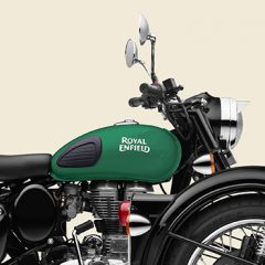 Royal Enfield Classic 350 now offers rear disc brake for Redditch Edition