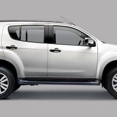ISUZU MU-X Strengthens Warranty to Five Years