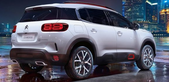 PSA Expected to Enter Indian Market with Citroen SUV
