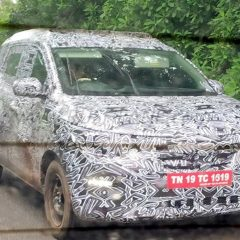 Renault will Launch a 7 seater MPV based on Kwid