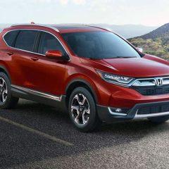 2018 Honda CR-V and Honda Civic Production started for India
