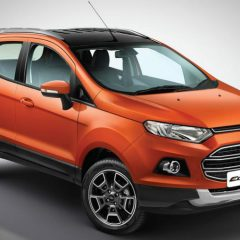Ford issues recall for 4,379 units of EcoSport