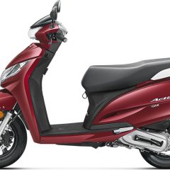 2018 Honda Activa 125 Colors: Silver, Blue, Red, Black, White, Brown