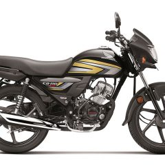 2018 Honda CD 110 Dream DX Motorcycle Launched at Rs 48,272