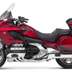 2018 Honda Gold Wing Deliveries Commence in Bengaluru