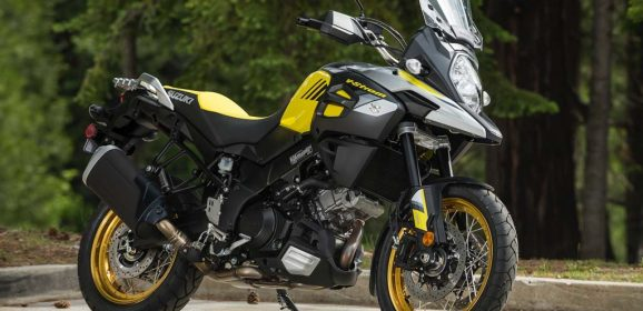 2018 Suzuki V-Strom 650 to India launch in August