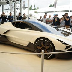 India's First Electric Hypercar 'Vazirani Shul' Launched at Goodwood
