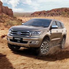 2019 Ford Endeavour Launched In Thailand -India launch soon