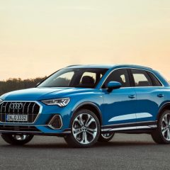 2019 India-bound Audi Q3 Unveiled