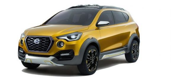 Datsun's Compact SUV Under Rs 10 Lakhs Confirmed For India