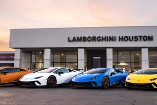 Lamborghini registers 11% Growth in First Half of 2018
