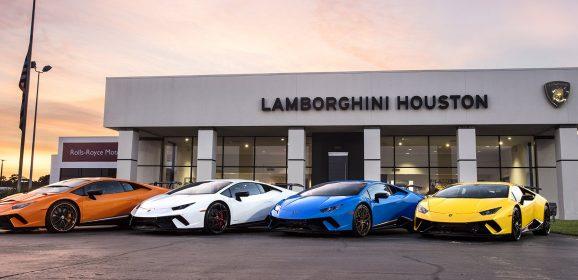Lamborghini registers 11% Growth in First Half of 2018