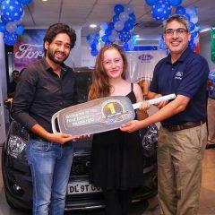 Ford India Celebrates One Million Customer Milestone
